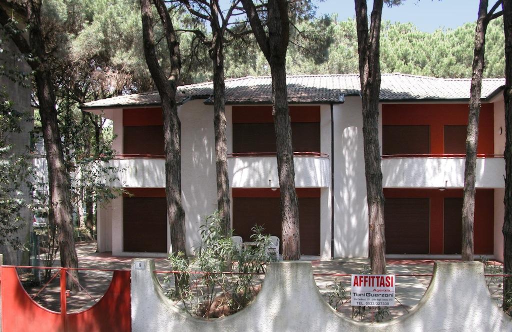 esterno alca - 6 appartamenti - differenti tipologie