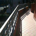 terrazzi primo e secondo piano