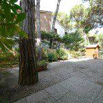 giardino retro molto indipendente
