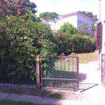 ingresso privato giardino fronte