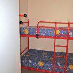 alca 2 - altra parte di camera a tre letti