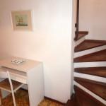 scala al piano sopra