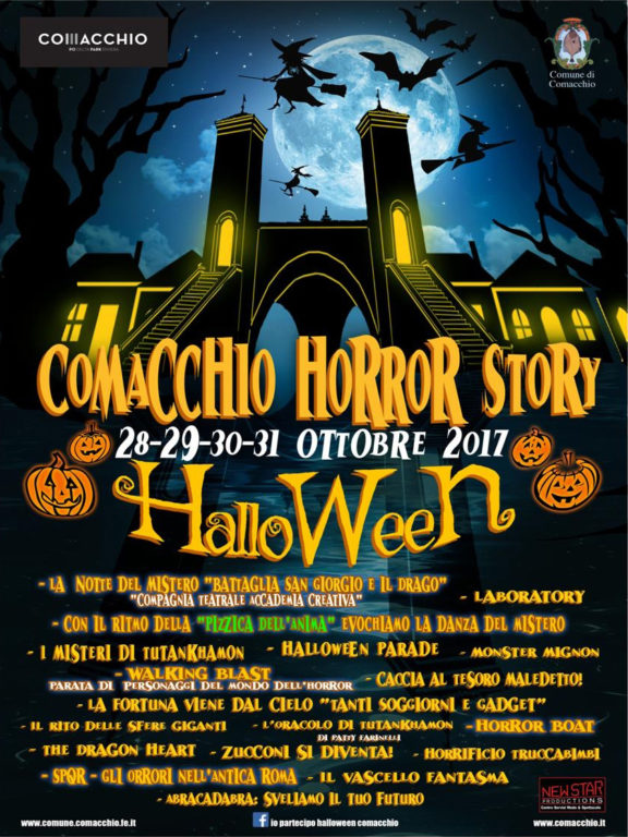 Eventi Comacchio Halloween