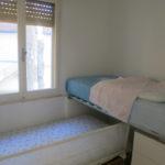 camera con letti sfalsati