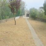 grande giardino indipendente