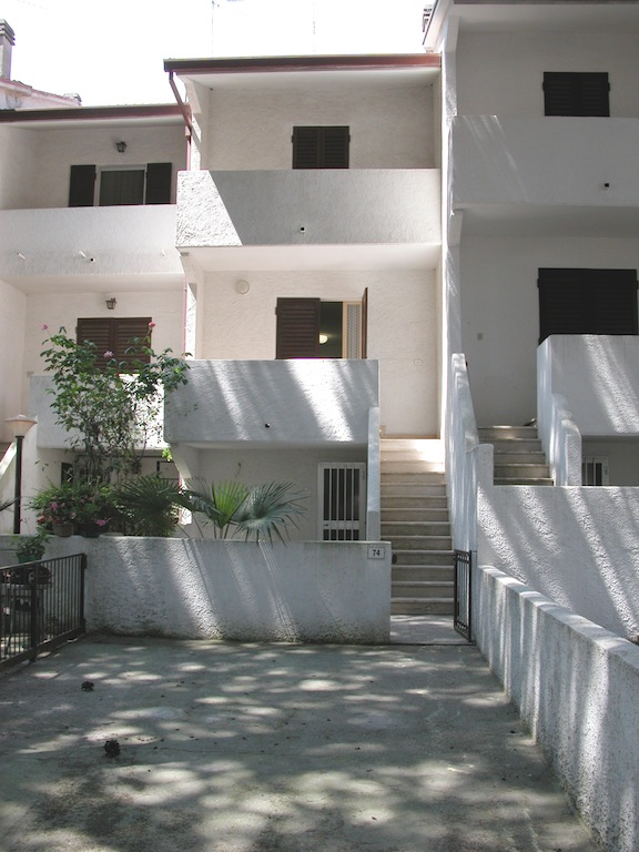 Villetta su due livelli