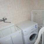 comodo e ampio ripostiglio lavanderia