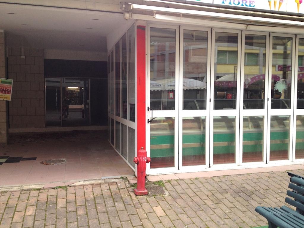 esterno negozio