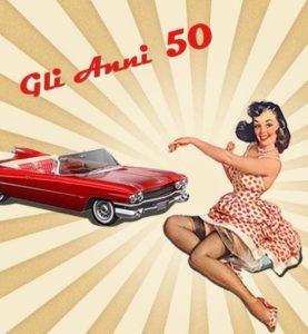 Moda anni 50 al Lido degli Estensi