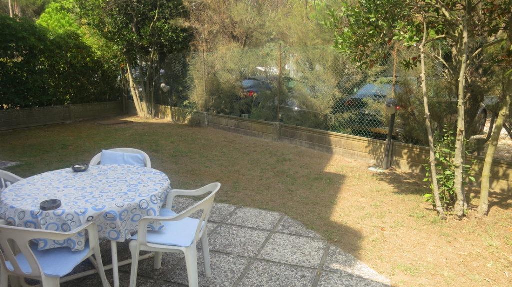 giardino ampio spazio