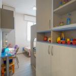 seconda camera bambini