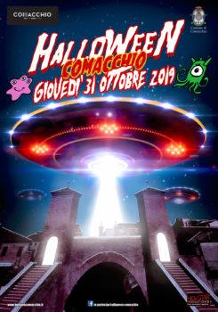 Halloween Comacchio 2019